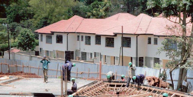 Upcoming real estate developments in Nairobi